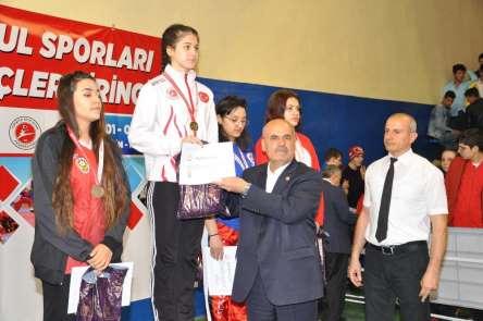 Gençler Türkiye Okullar Kick Boks Şampiyonası