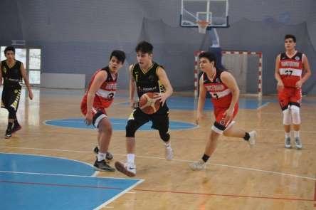 Basketbol 3.Bölge Şampiyonası başladı
