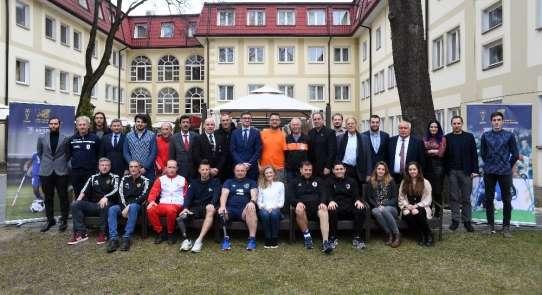 ADÜ öğretim görevlisi, Avrupa Ampute Futbol Federasyonu Komitesine seçildi