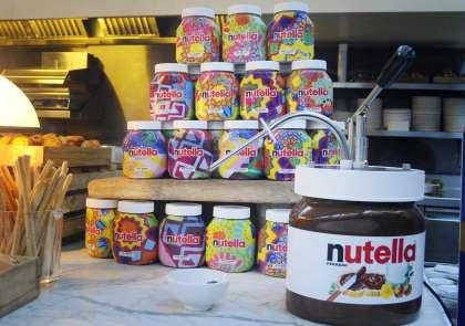 Nutella'dan 'O da Senin Gibi Benzersiz' kampanyasıyla 2 milyon tasarımlı kavanoz