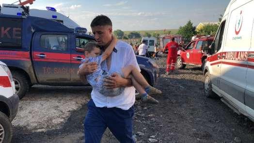 Çorlu'daki tren kazası iddianamesi kabul edildi