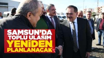 Mustafa Demir: 'Toplu ulaşımı yeniden planlayacağız'