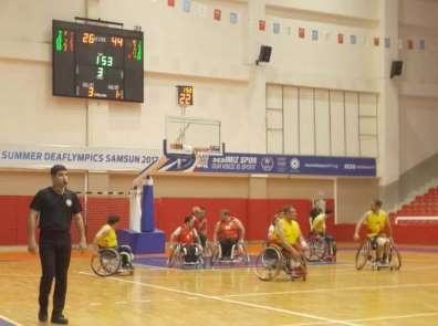 Melikgazi Belediyesi Tekerlekli Sandelye takımı 3.Lig'e yükseldi