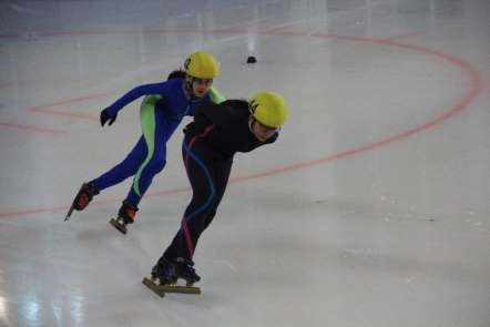 Sürat Pateni Türkiye Şampiyonası Erzurum'da başladı