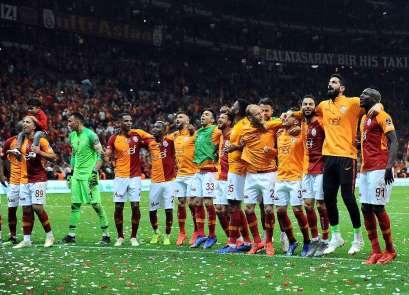 Galatasaray ligdeki iç saha rekorunu egale etti