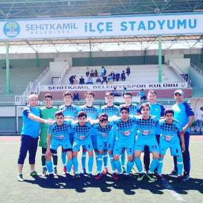 Atletikspor U15 takımı 2.turda veda etti
