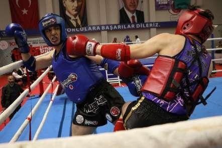 Muay Thai Türkiye Şampiyonası sona erdi