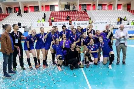 Türkiye Kupası, Muratpaşa Belediyespor'un