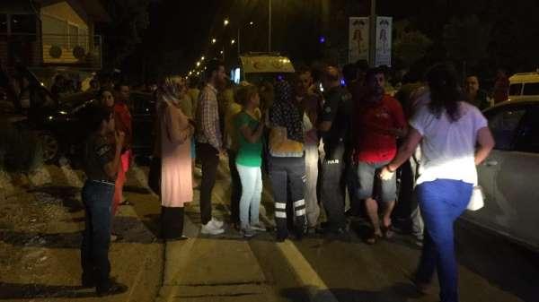 Hatay'da zincirleme trafik kazası: 6 yaralı