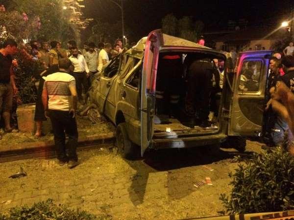 Aydın'daki kazada bir kişi hayatını kaybetti