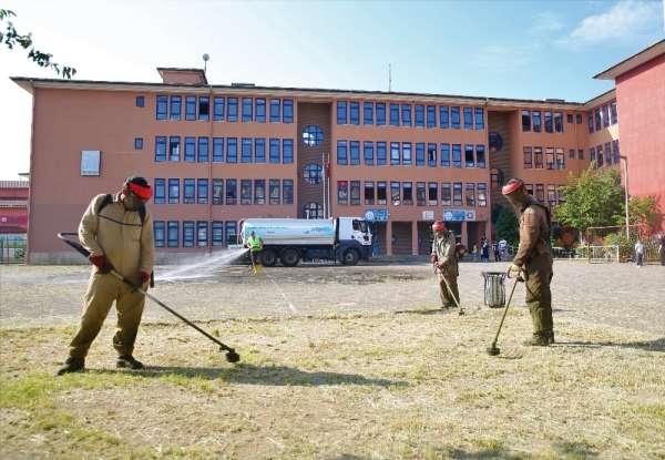 Altınordu Belediyesinden okullara özel ilgi