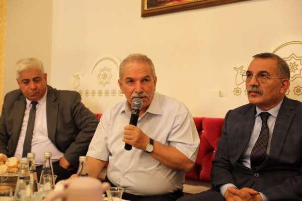 Başkan Demirtaş: 'Halkımızın huzuru için çalışıyoruz'