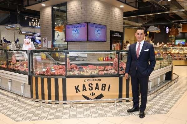 CarrefourSA, toplam 10 milyon TL yatırımla Ataşehir'de