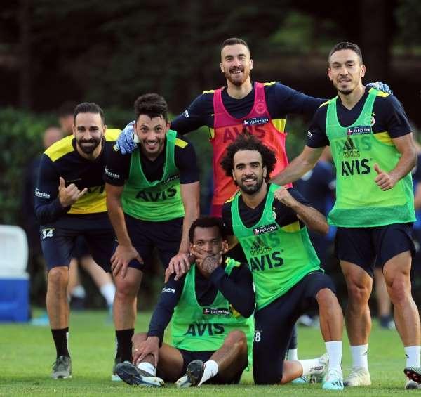 Fenerbahçe, Alanyaspor maçı hazırlıklarını sürdürüyor