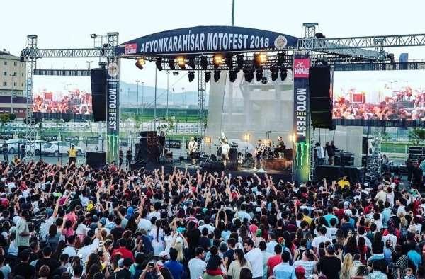 NG Afyon, Spor ve Motosiklet Festival'in sponsoru oldu