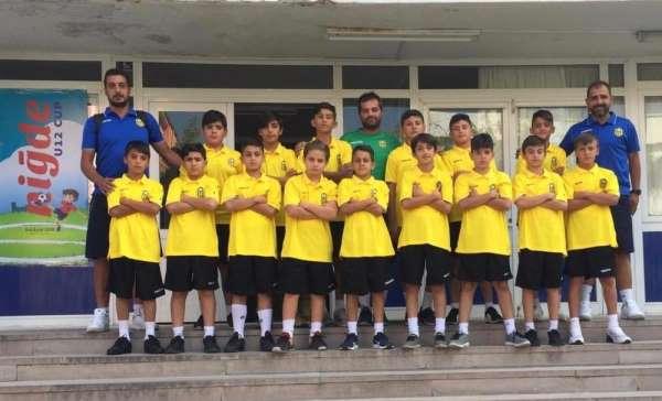 Niğde'deki U12 Futbol Turnuvasına Yeni Malatyaspor U12 takımı da katılıyor