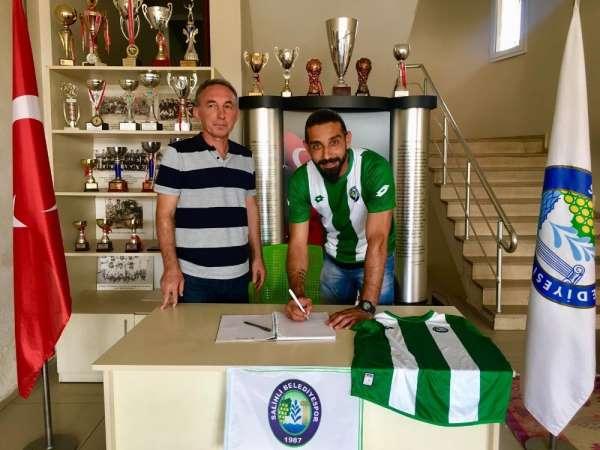 Salihli Belediyespor'dan yeni transfer