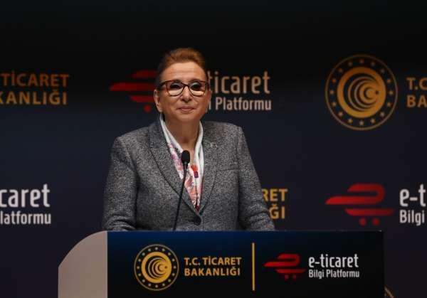 Bakan Pekcan: Türkiye şimdiden küresel ölçekte hızla büyüyen e-ticaret ve e-ihracat pazarlarında vardır