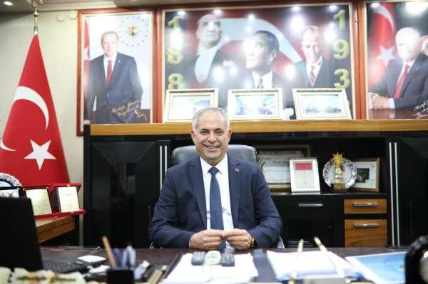 Bilecik Belediyeler Birliği Başkanlığına tekrar Mustafa Yaman seçildi