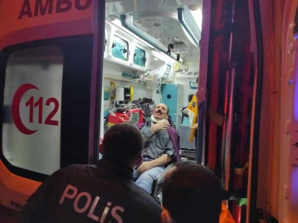 Bursada trafik kazasında bir kişi yaralandı