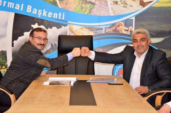 Emet ve Hisarcık belediyelerinden Orta Ölçekli Sanayi Bölgesi için güç birliği