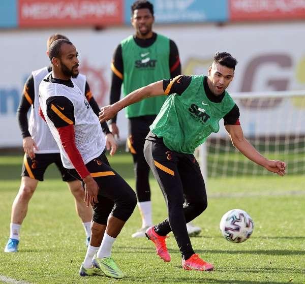 Galatasaray, Fatih Karagümrük maçı hazırlıklarını sürdürdü