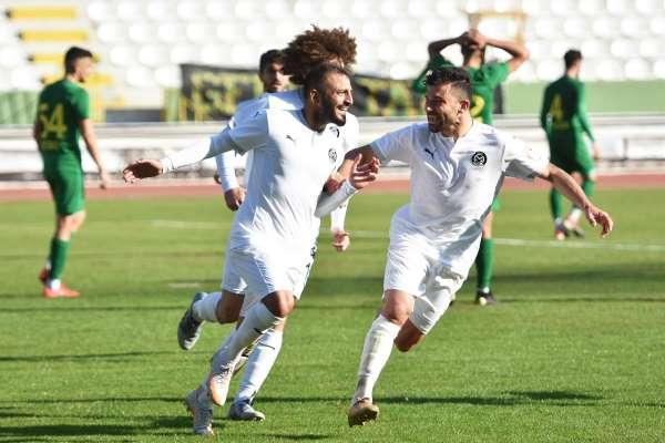 Manisa FK şampiyonluk için son virajlarda