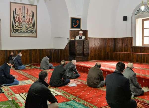 Müftü Mehmet Nuri Efendi şehit edilişinin yıldönümünde dualarla anıldı