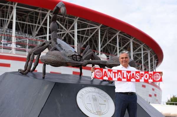 Muratpaşadan Antalyaspora destek