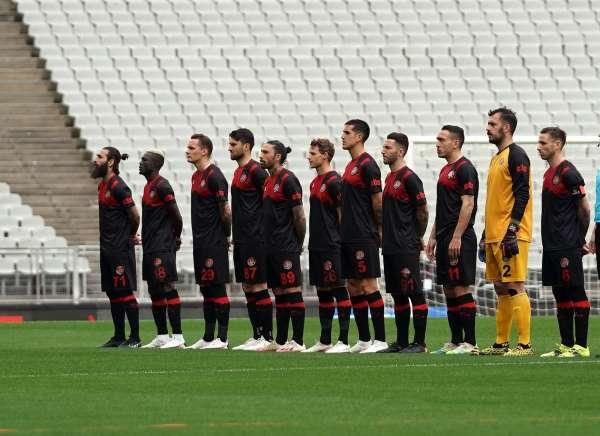 Süper Lig: Fatih Karagümrük: 0 - Hatayspor: 0