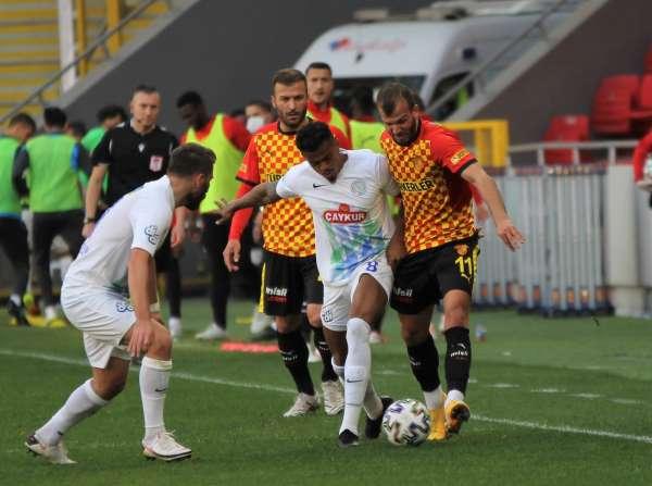 Süper Lig: Göztepe: 2 - Çaykur Rizespor: 0