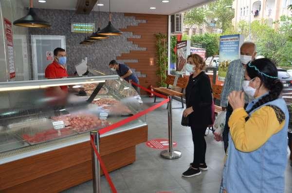 Alanya Halk Et Satış Mağazasında 1 yılda 63 bin kilo et ürünü satıldı