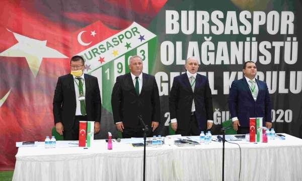 Bursasporda başkan adaylığı için son 10 gün