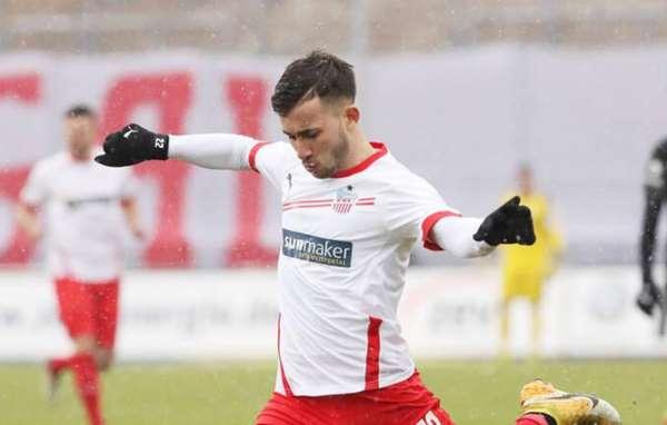 Can Coşkunun hedefi Bundesligada oynamak