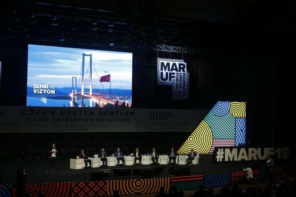 UN-Habitat, Marmara Urban Forumun ana partneri oldu