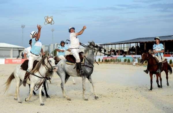Arjantin'in geleneksel sporu 'Pato' Etnospor'da