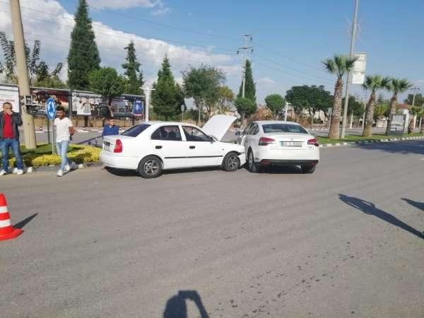 Eski belediye başkan adayı kazada yaralandı