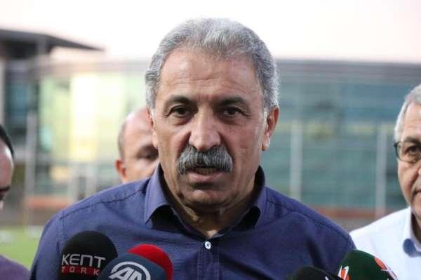 Kayserispor Başkanı Erol Bedir istifa etti