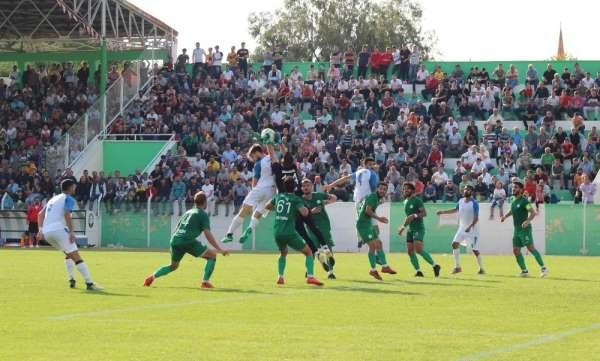 Salihli Belediyespor tek golle 3 puanı kaptı