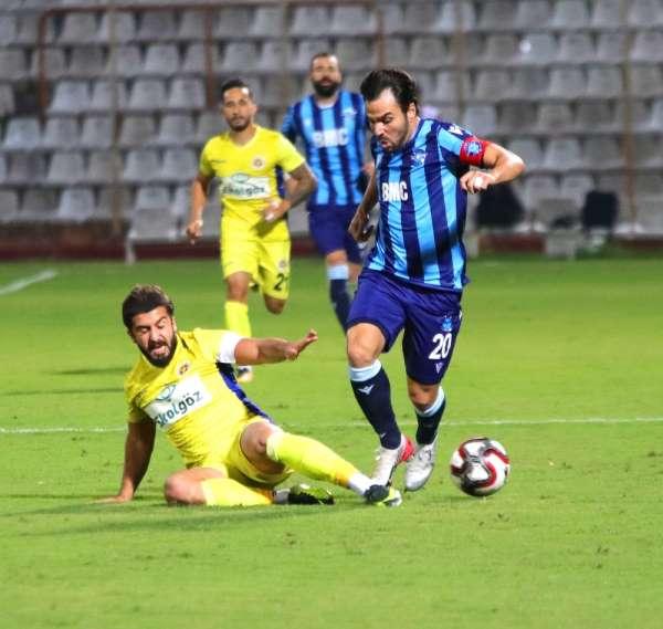TFF 1. Lig: Adana Demirspor: 0 - Menemenspor: 1