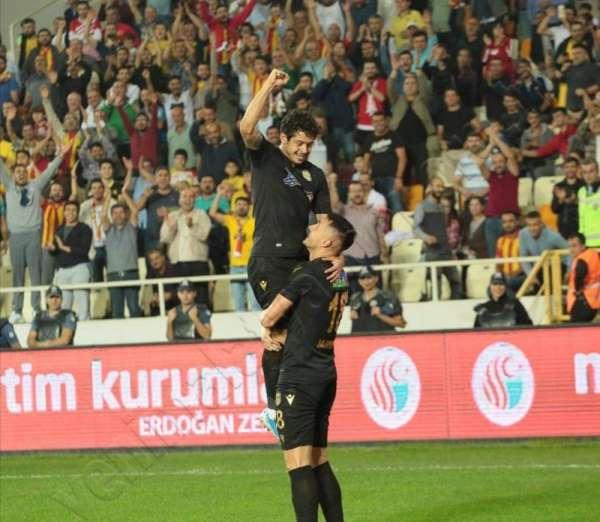 Yeni Malatyaspor'da Guilherme hazırlıyor, Jahovic atıyor