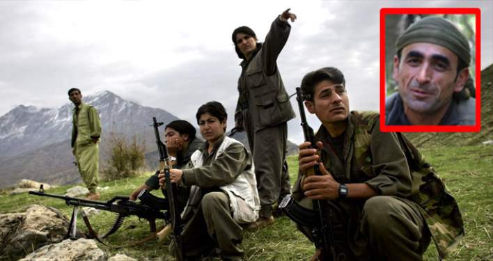4 Milyon Lira Ödülle Aranan Terörist Öldürüldü!