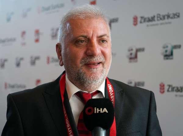 24 Erzincanspor Yöneticisi Haşim Keskin: 'Beşiktaş'ı ağırlayacağımız için heyeca