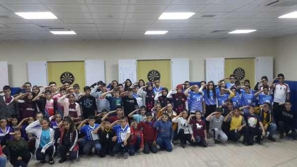 29 Ekim Cumhuriyet Kupası Dart turnuvası tamamlandı