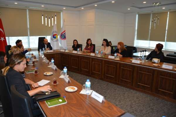 AYTO Kadın Girişimciler Kurulu toplandı
