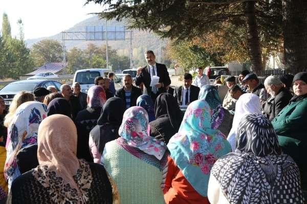 Başkan Eroğlu: '5 yılda 6 mahallede imar çalışması yapılacak'