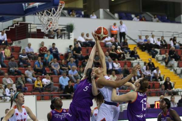Çukurova Basketbol, Avrupa Ligi'nde kazandı