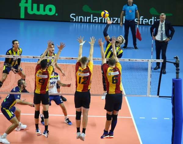 File derbisi Galatasaray'ın