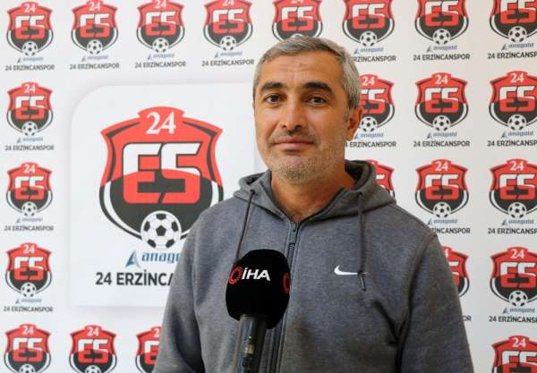 (Özel haber) Erzincanspor cephesinde Beşiktaş sevinci