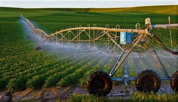 Trakya'da 466 bin dekar tarım arazisi sulandı